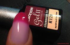 Color changing soak off polish - professional Champaign (sic) Fizz
