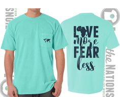 8f7a3816 With the help of Go Fund the Nations, we have designed a unisex t-shirt and…