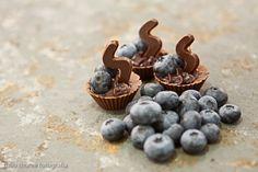 Linha gourmet- Blue Barry   Ana Foster Chocolates