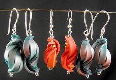 Earrings | by MargitB.