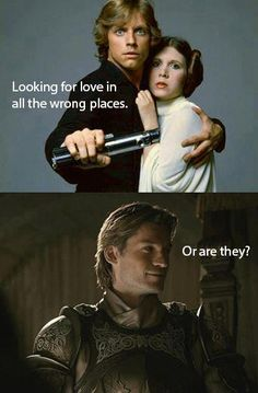 star wars game of thrones mesh up lol Funny Memes, Hilarious, Jokes, Memes Humor, Game Of Thrones, Nerd Love, Lol, Looking For Love, I Laughed