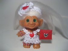 VALENTINES DAY CLOTHES FOR YOUR VINTAGE DAM TROLL DOLL TROLL DOLL NOT INCLUDED 6