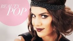 flapper girl diy - YouTube
