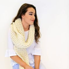 Why not try and knit our ever popular Athena scarf? Great for beginners!  https://www.woolcouturecompany.com/product/athena-scarf-knitting-kit/  #DIY #knitting #kit #yarn #merino #wool #scarf #knit #knitters #knittersofinstagram #craft #crafters #crafthour #handmade #crochet #macrame #weaving