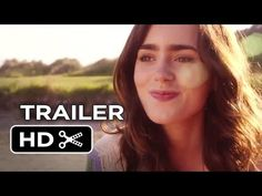Love, Rosie Official Trailer #1 (2014) - Lilly Collins, Sam Claflin Movie HD: Playing in October
