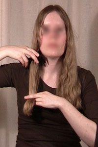 The V-shaped trim: feyeselftrim — LiveJournal V Shape Hair, V Cut Hair, V Shape Cut, V Hair, Hair Dos, Trim Your Own Hair, How To Cut Your Own Hair, Hair Trim, Your Hair