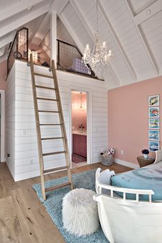 Ikea online usa attic playroom conversion loft decor into indoor tent land of nod meaning amazing childs attic bedroom pottery barn Bedroom Decor For Teen Girls, Cute Bedroom Ideas, Room Ideas Bedroom, Awesome Bedrooms, Teen Decor, Room Ideas For Girls, Decor Room, Rooms For Kids, Cool Rooms For Teenagers