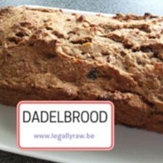 Dadelbrood - LegallyRaw.be