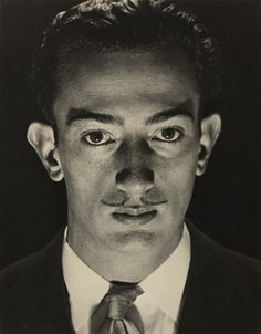 Man Ray. Salvador Dali. 1929
