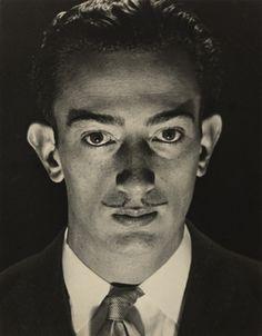 Man Ray photograph: Salvador Dali (1929)