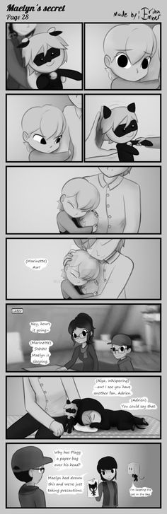 Prologue - Page 27 - Page 28 - Page 29 This one took a bit longer because I was busy binge-watching Disney's Gargoyles and uncloggin. Maelyn's Secret - Page 28 Miraculous Ladybug Fanfiction, Miraculous Ladybug Fan Art, Meraculous Ladybug, Disney Movies, Deviantart, Comics, Movie Posters, Mlb, Rainbow Sandals