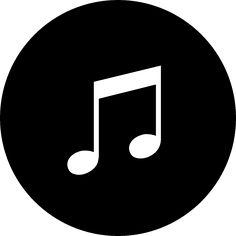 54450-music-black-circular-button.png (400×400)