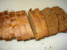 Ontbijtkoek bak je gewoon lekker zelf, met veel minder suiker, een stuk gezonder en lekkerder als de supermarkt variant.
