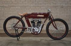 Indian Boardtracker