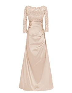 Diyouth Long Lace Flower Mother of the Bride Dress with Sleeves Champagne Size 12 Diyouth http://www.amazon.com/dp/B00TX9KM0M/ref=cm_sw_r_pi_dp_Xjajvb161DWWP