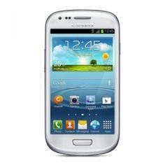 Telefon mobil Samsung I8190 Galaxy S3 Mini , Alb
