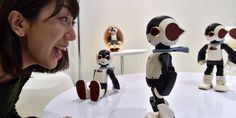 """Robot Maker Says He's Designed A Pocket Robot That Could Replace Your Smartphone 