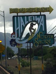 The North Shore of Oahu was the place to be! long stretches of flat clear ocean, less people, fresh fruit markets and food trucks! We will be staying in Waimea Bay while on the island!