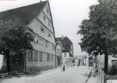 Pfullingen: 1905: Wo ist denn diese Aufnahme entstanden?