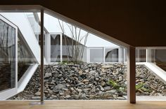 A house in Ayukawa / Méga