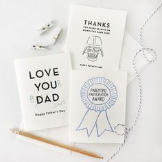 Hilarious Father's Day cads for all dads Love Your Parents, Congratulations Card, Dad Jokes, Happy Fathers Day, Mom And Dad, Dark Side, Letterpress, Chicago Illinois