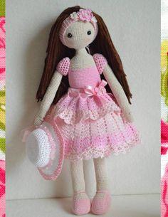 Elise Doll ♥ by chepidolls on Etsy