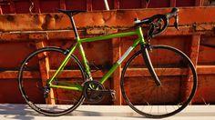 Steel frame road bike HBM Bike Factory  Arquata Scrivia (AL) Italy
