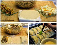 Empanadillas Criollas al horno