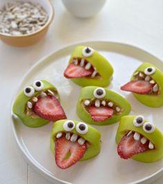 Recetas para niños, 5 ideas divertidas con manzana