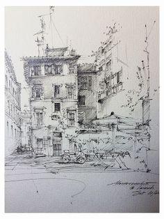 Urban Sketchers Seattle