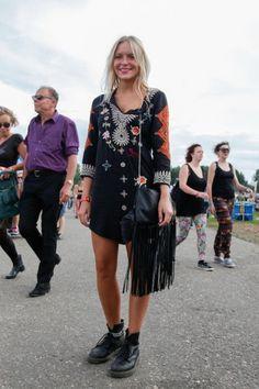 The Lowlands Look - Street Chic - Fashion - VOGUE Nederland