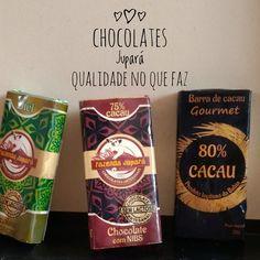 A Fabrica de Chocolates  Fazenda Jupará, sempre buscando dos melhores Cacaus, os melhores chocolates para você.   #chocolates #jupara #qualidade #sabor