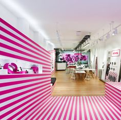 "4010 Telekom Shop, Cologne ( Being a ""place of art, community, exchange and experiments"")"