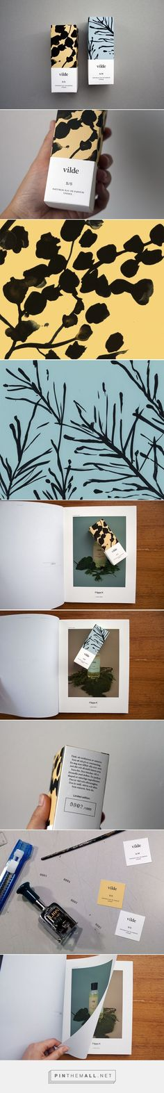Beautiful packaging. Vilde | Linda Hurtig