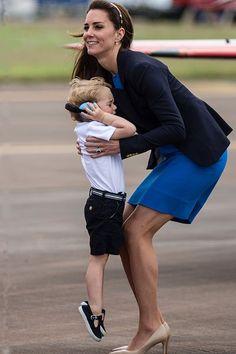 8 Times Kate Middleton Killed the Stiletto Game via @PureWow