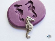 Seahorse Mould/Mould - Silicone Molds - Polymer Clay  Resin  Fondant