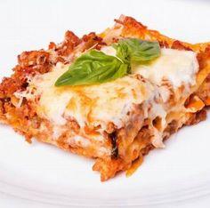 Lasagne Recept képpel - Mindmegette.hu - Receptek Paleo, Food Tags, Italian Pasta, Penne, Lasagna, Macaroni, Foodies, Food Porn, Healthy Recipes