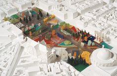 Project Les Halles by Winy Maas/MVRDV