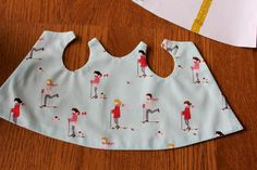 badskirt: Project NICU - Baby Hospital Gown Tutorial.