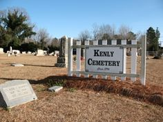 Kenly Cemetery  Kenly  Johnston County  North Carolina  USA