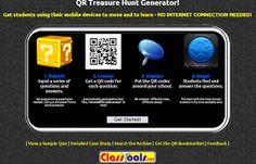 Tülays IKT-sida: Bästa QR-kod-idéerna