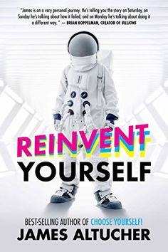 Reinvent Yourself by James Altucher https://www.amazon.com/dp/B01NAM6W70/ref=cm_sw_r_pi_dp_x_YYJ3yb0K3PD6F