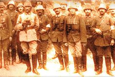 Ulu Önderimiz Mustafa Kemal'in Askerlik Fotoğrafları...Askeri Deha... Foto Galerisi - 10