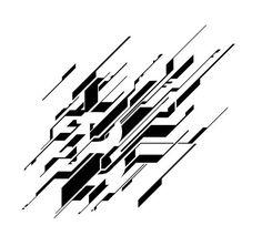 abstract tech by pnutink.deviantart.com on @DeviantArt