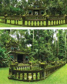 Paronella Park in Far North Queensland.