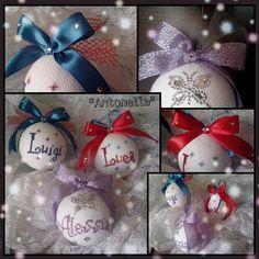 Le mie palline di Natale!!