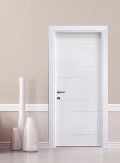 Indoor Door Interiors Ideas For 2019 Bedroom Door Design, Bedroom False Ceiling Design, Home Room Design, Interior Door Styles, Door Design Interior, Interior Modern, Flush Door Design, Main Door Design, Modern Wooden Doors