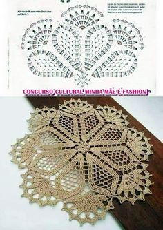 """:gg """"Ravelry: Peony Doily pattern by Mom's Love of Crochet"""", """"Souplat Learn to knit and Crochet with Jeanette: February Filet Crochet, Crochet Doily Diagram, Crochet Doily Patterns, Crochet Chart, Thread Crochet, Crochet Motif, Crochet Designs, Crochet Lace, Crochet Stitches"""