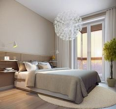 Farbidee Schlafzimmer Modern bedroom design should be planned well. It relates to mattress, furniture, accessories, lighting, etc. Here are some best design ideas for your modern style bedroom. Small Master Bedroom, Large Bedroom, Bedroom Boys, Bedroom Vintage, Modern Bedroom Design, Modern Interior Design, Bedroom Designs, Contemporary Bedroom, Bedroom Themes
