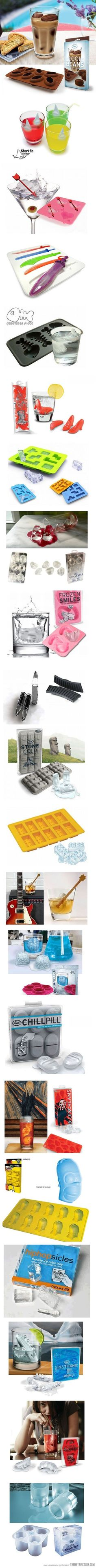 creative ice cubes
